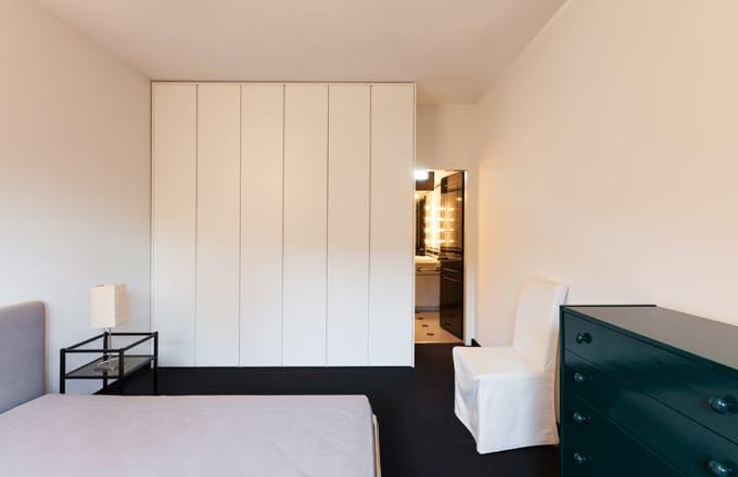 37 . Scheidingswand slaapkamer maken : Kasten op maat Kast Slaapkamer ...