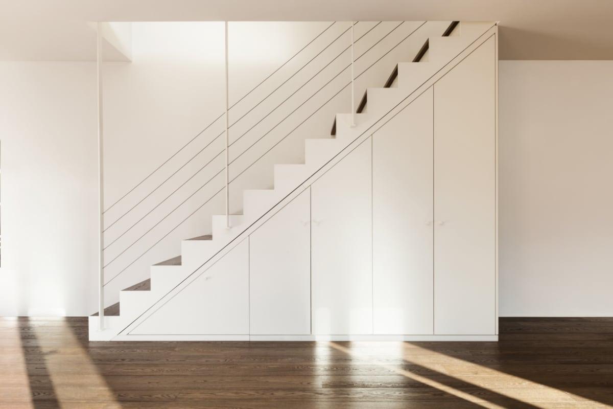 inbouwkast onder trap