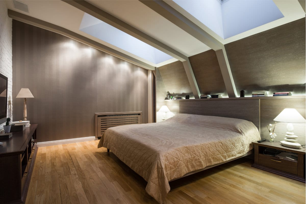 Metalen Kasten Slaapkamer : De garderobekast in de moderne slaapkamer