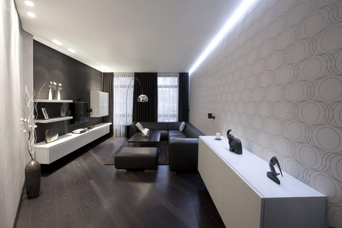 zwevend dressoir