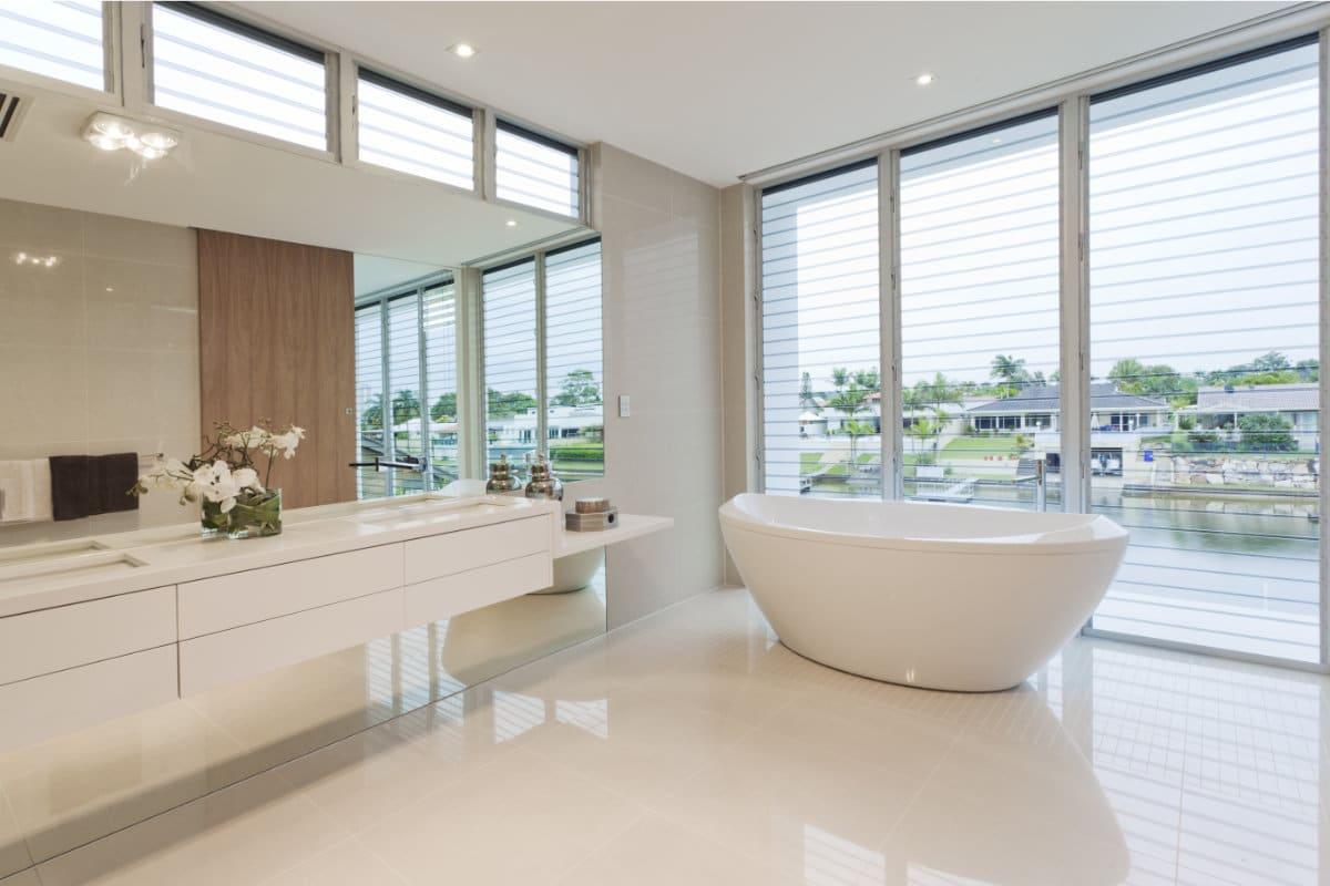 zwevende kast badkamer